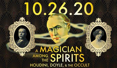 Houdini Doyle Occult