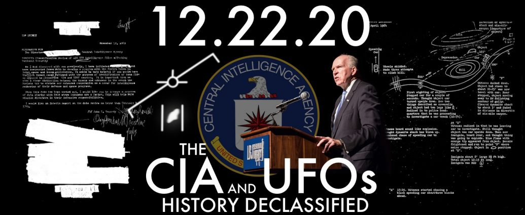 CIA and UFOs