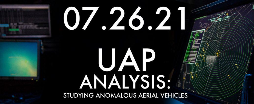 UAP Analysis